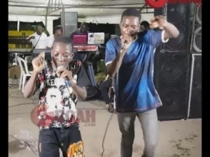 Video: This Boys Raps Better Than Destiny Boy And The Boy Wizkid Signed